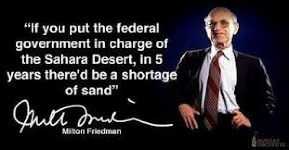Image result for milton friedman family