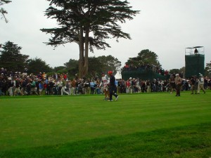 Famous People - Tiger Woods President's Cup
