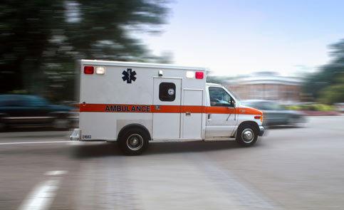 An Ambulance Screams By, Do You Feel Happy Or Sad?
