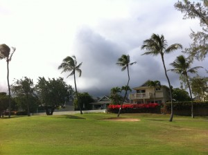 House On Golf Course In Hawaii