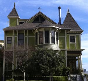 Victorian House in San Fran