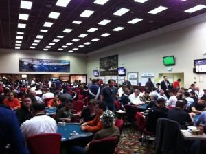 Lucky Chances Casino Poker Room
