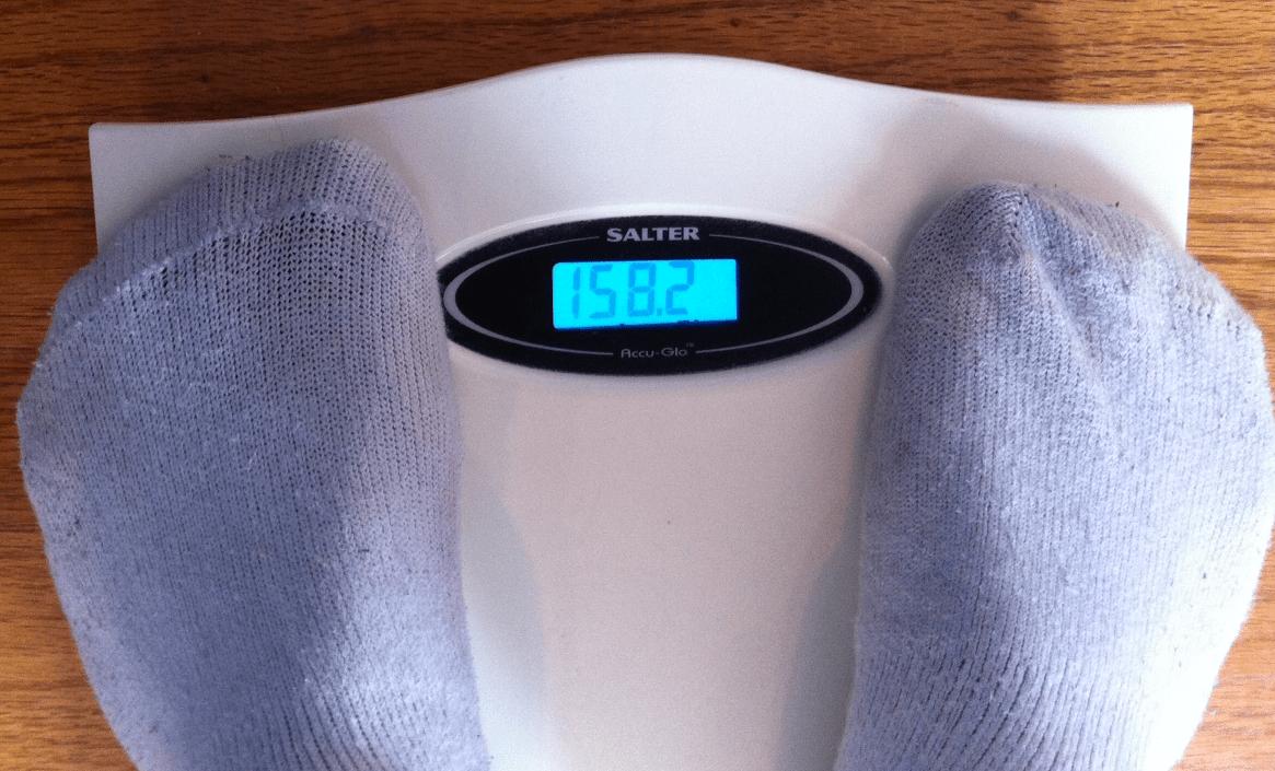 Financial Samurai Weight - the ideal body weight