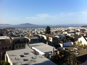 View Of San Francisco Bay