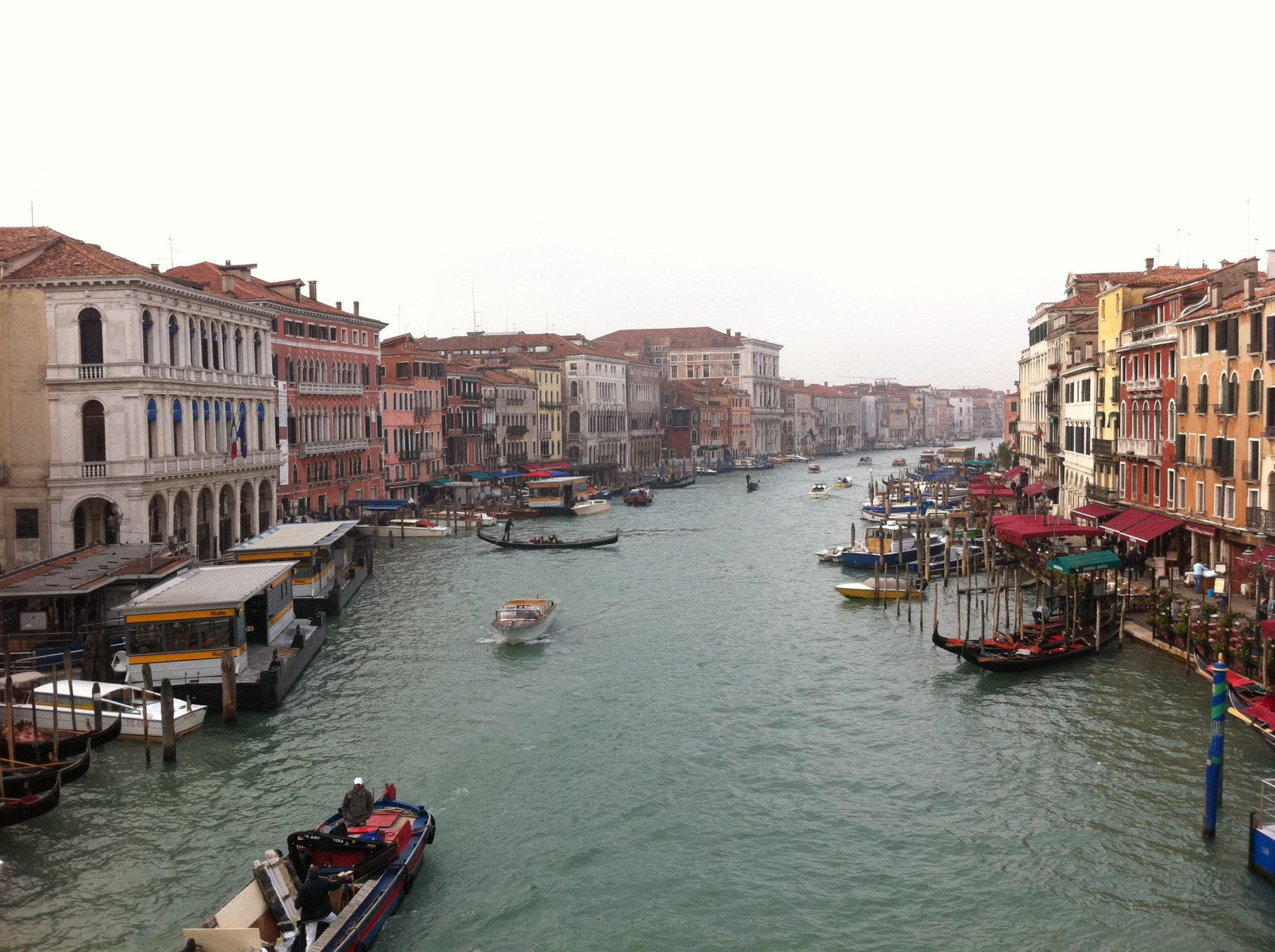 Grand Canal Venice, Italy - What To Do After Retirement? Save The World Of Course!