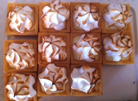 Mini Lemon Meringue Pies! Walking And Light Exercise Does Nothing For Weight Loss!