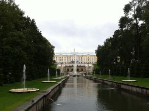 Peterhof, Russia