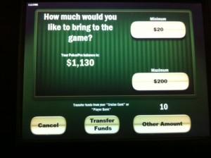 Poker Balance - Make money on cruises by playing poker