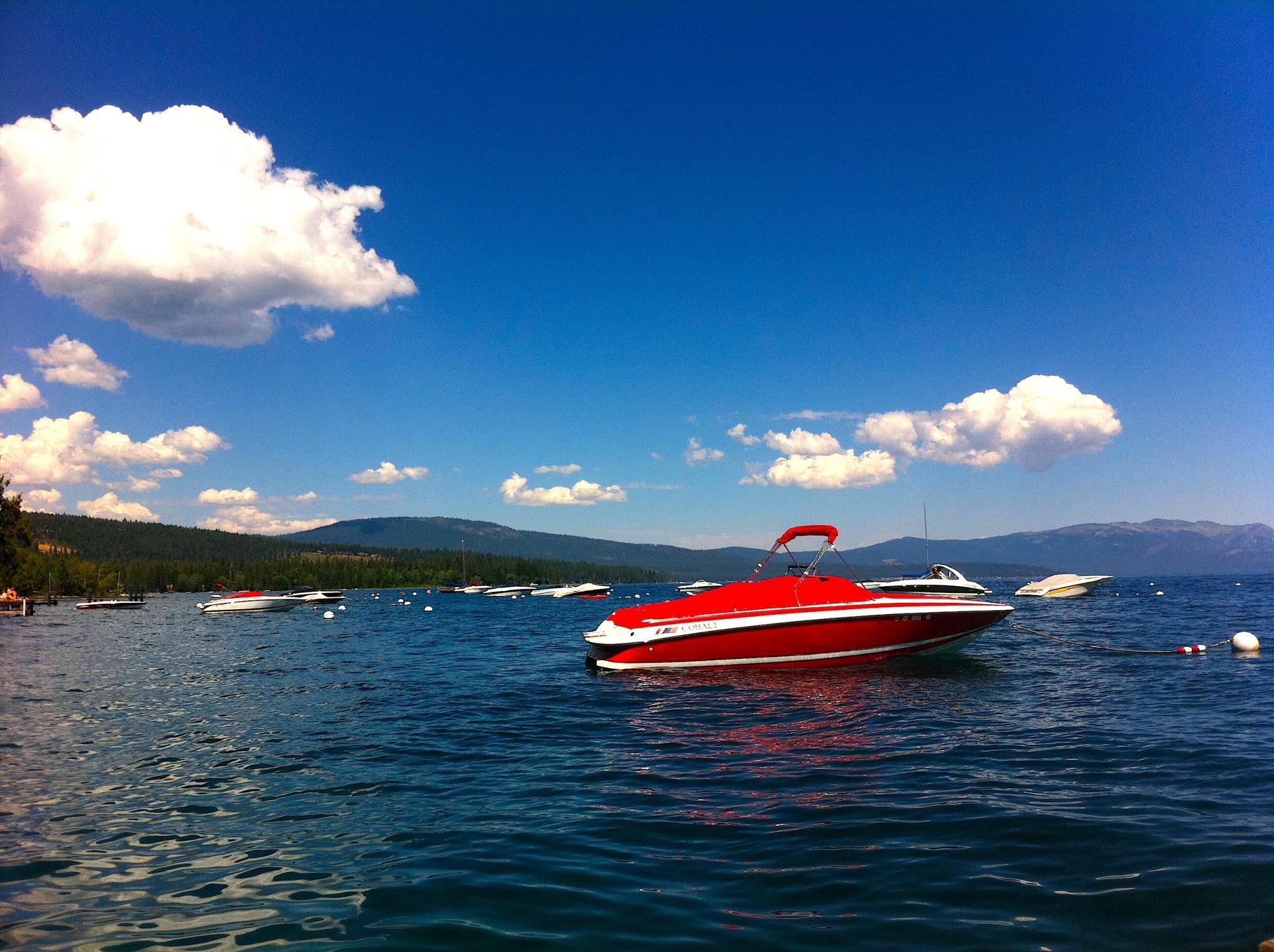 Samurai Boat On Lake Tahoe - Should I Use A Wealth Management Company Like Personal Capital?