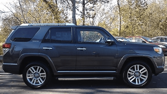 Toyota 4Runner 2013 Limited - Dealing With Money Envy: Keeping The Joneses At Bay
