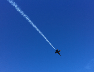 Blue Angel In The Sky - Supporting Our Veterans Back Home