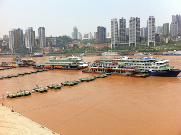 Chongqing Yangtze River