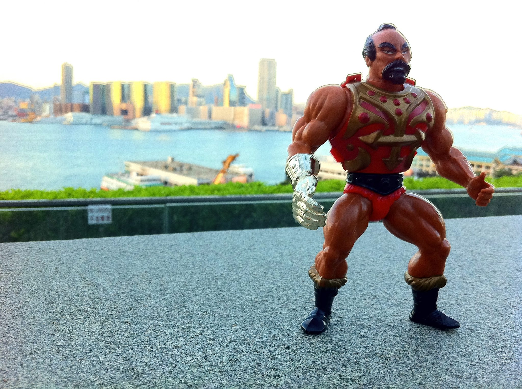 Action Figure In HK - How Tax Collectors Like The IRS Cleverly Rob You Of Your Money