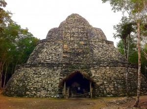 Financial Samurai In Mayan Temple