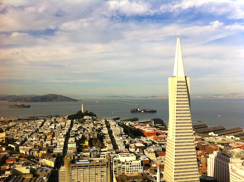 The booming San Francisco tech industry