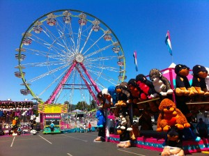 Dreaming Of A Ferris Wheel