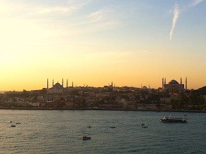 Save on taxes and go see Istanbul, Turkey