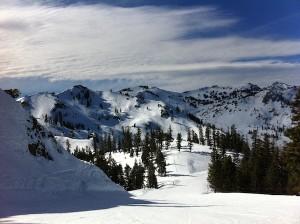 Squaw Valley, Lake Tahoe California
