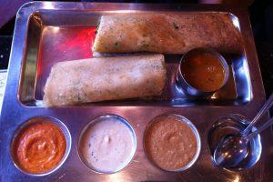 Udapom Indian Dish