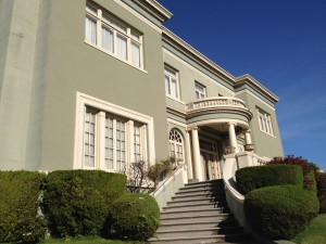 Nice Mansion In Presidio Heights - refinancing a mortgage without a job is hard