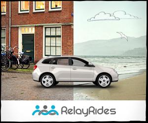 RelayRides Car Sharing