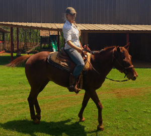 Horseback riding in Oahu