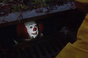 Clown From Movie IT
