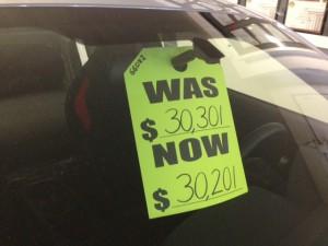 Fantastic Car Sale