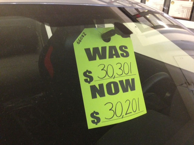 Net worth rule for car buying guideline