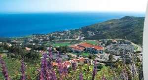 Pepperdine University Malibu, California