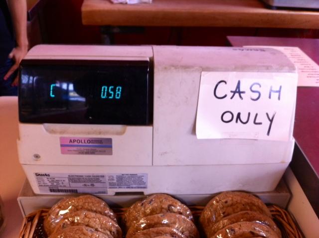 Entrepreneur Cash Only