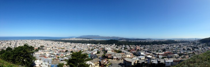 Golden Gate Heights View