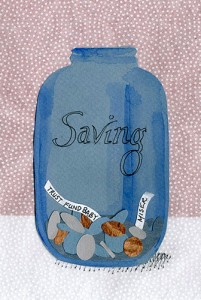 Saving Jar Colleen Kong