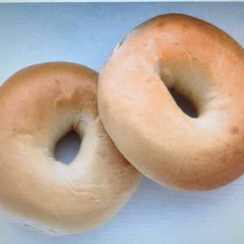 Produce nothing? Have a double bagel