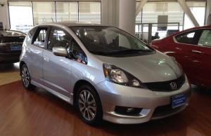 Honda Fit Economy Car