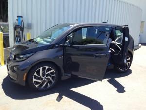 BMW Electric Car i3