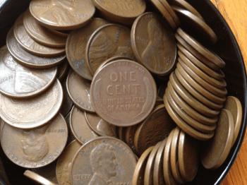 Old Coins by Financial Samurai
