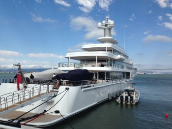 Lifestyle inflation and a mega yacht
