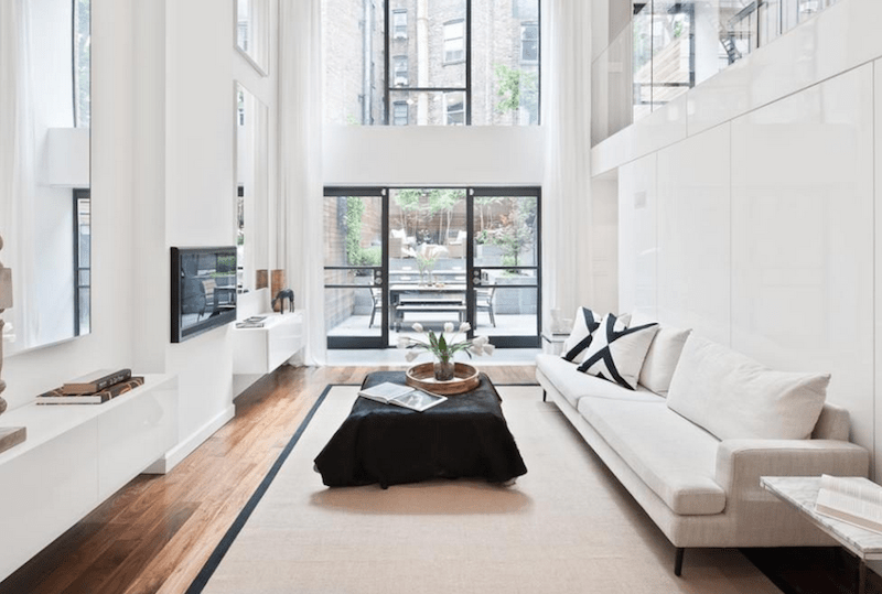NYC Brownstone Property - NYC is not cheapest international city