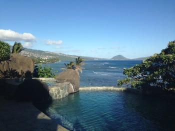 Hot Tub And Outdoor Pool in Hawaii