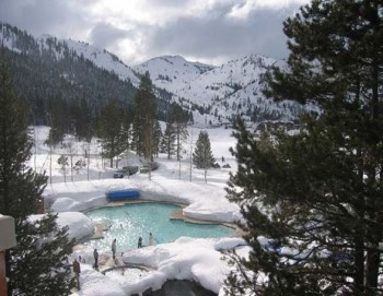 Resort At Squaw Creek Winter