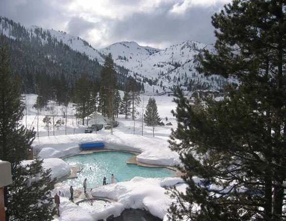 The Best Place To Rent A Vacation Property In Lake Tahoe - The Resort At Squaw Creek