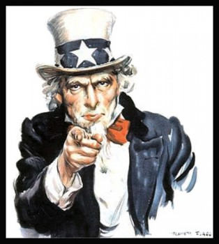 Uncle Sam The Tax Man
