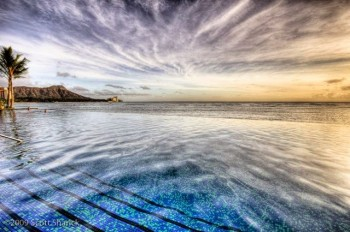 Retirement is lounging in an infinity pool by Jalon Burton