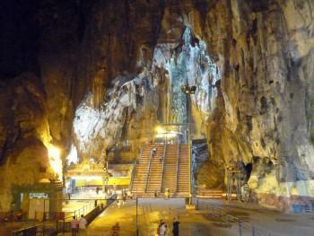 Batu Caves near KL, Malaysia