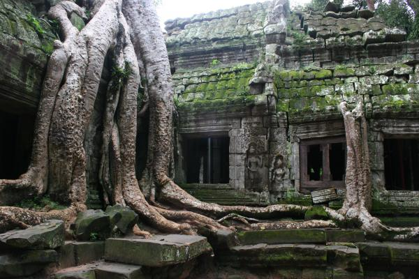 Angkor Wat, Cambodia by Linda Russell - Cost of traveling to Asia
