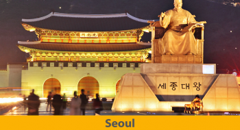 Seoul, Korea - cost of traveling to Asia