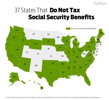 States That Don T Tax Social Security Benefits Financial Samurai