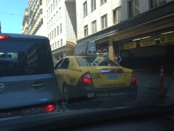 Taxis Hate Uber