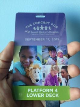 VVIP Concert Pass Dreamforce